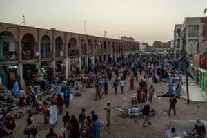 Central market, Nouakchott