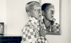 A 1928 self-portrait of the 'androgynous' Claude Cahun