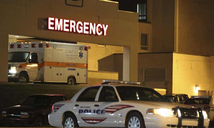 hospital legal highs
