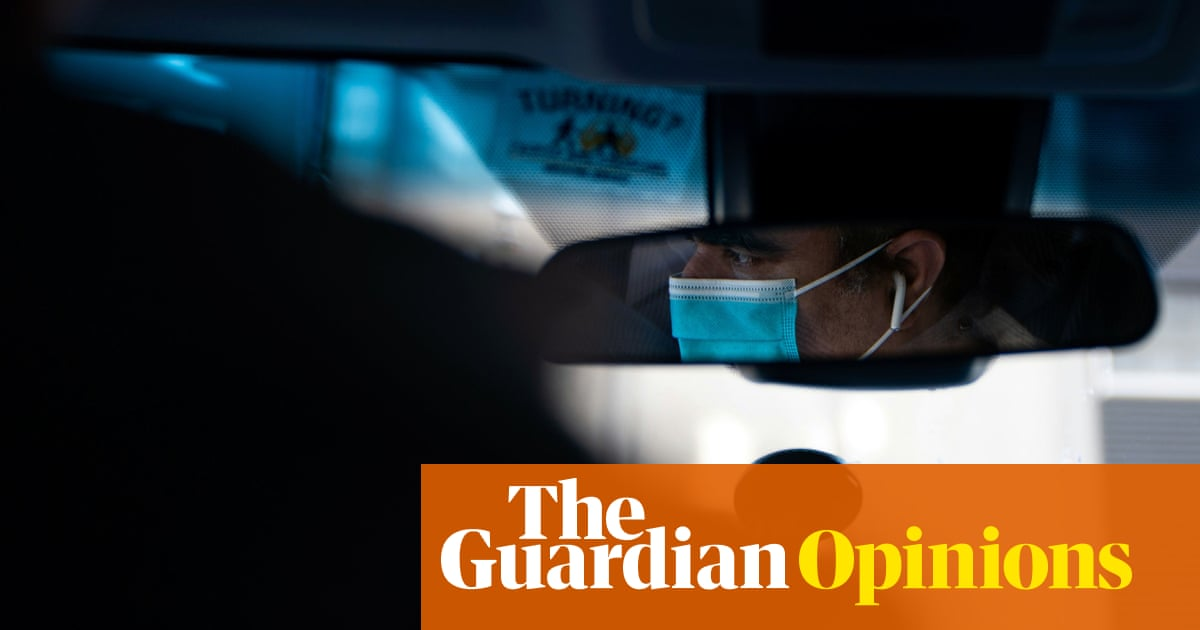 Uber drivers are being forced to choose between risking Covid-19 or starvation