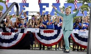 Hillary Clinton in Florida