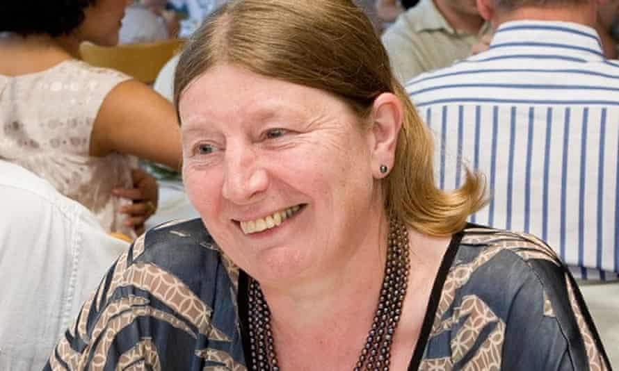 Kathy Baker 'not only saved countless lives, but enabled people in prison to see that they, too, could save lives and help fellow prisoners'.