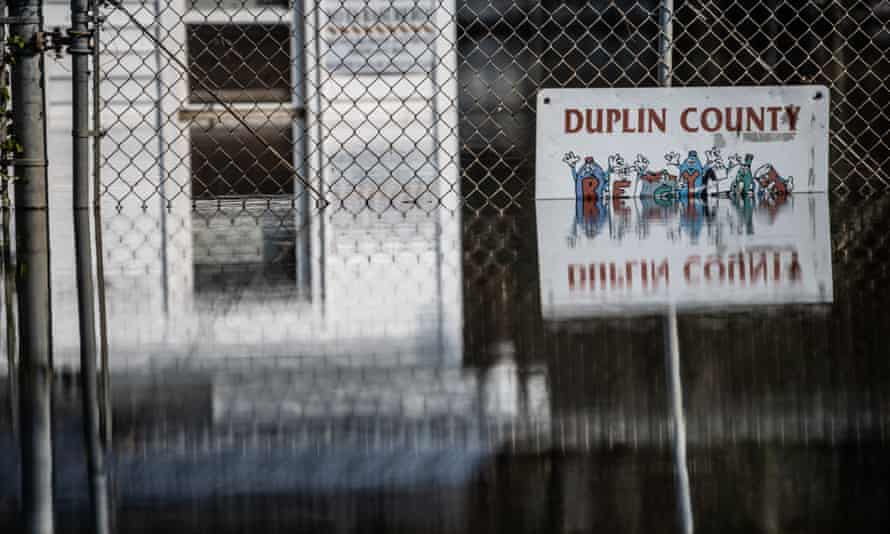 Hurricane Florence dropped 8 trillion gallons of water on North Carolina.