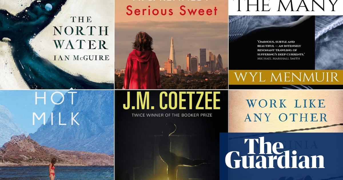 Man Booker Prize 2016 The Longlist In Pictures Books The Guardian
