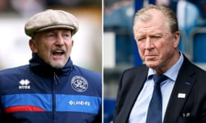 Ian Holloway has said 'what goes around comes around' after his successor at QPR, Steve McClaren, was sacked.