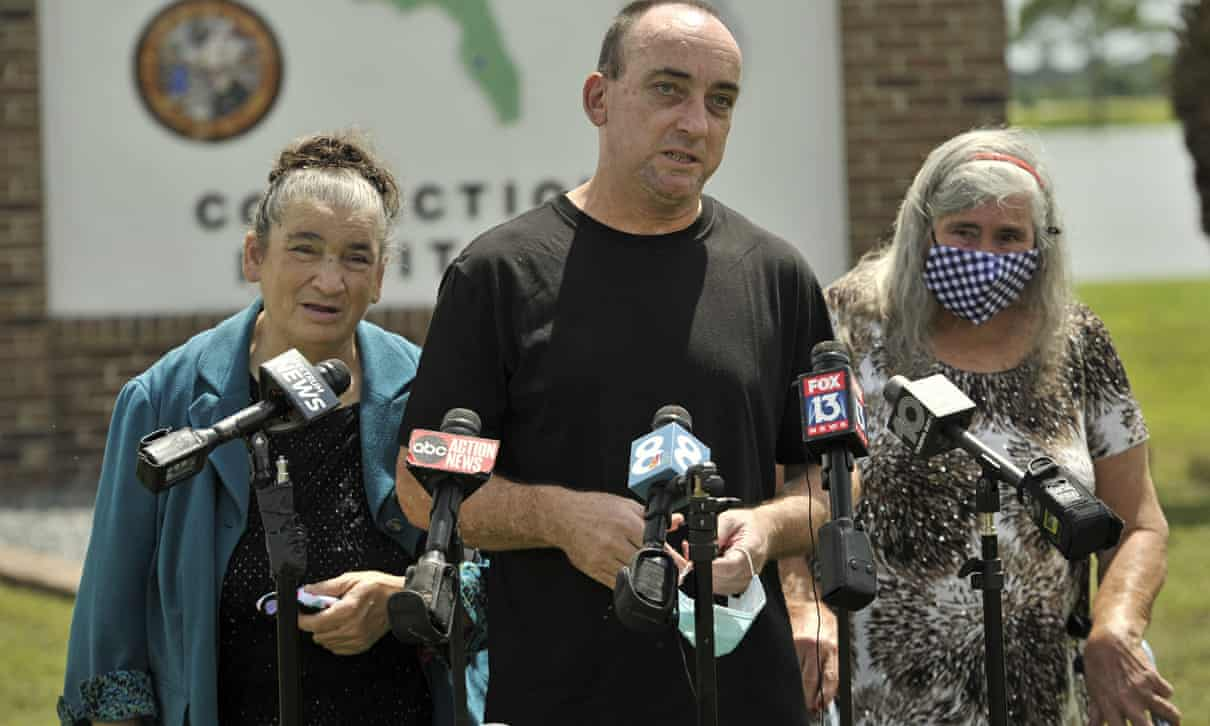 Robert DuBpoise cleared of crime after 37 yrs in prison
