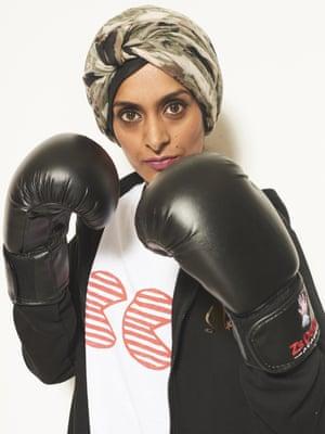 Zee Jogi, 30, Self-Defence Instructor T-shirt, £29