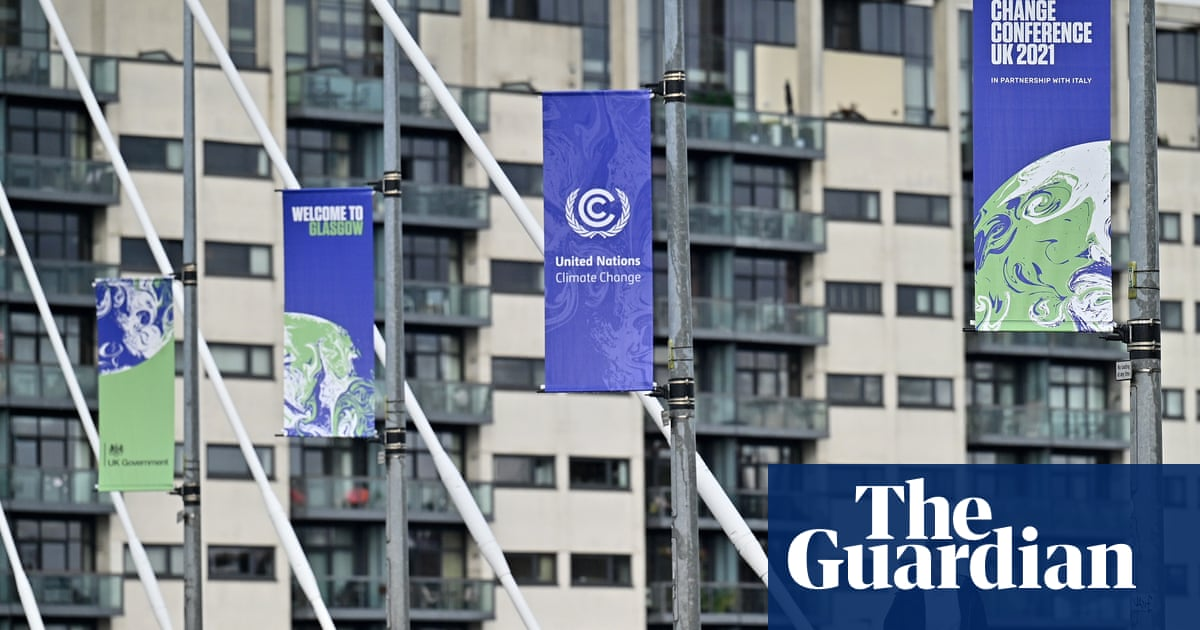 Glasgow bin workers to strike during Cop26 climate summit
