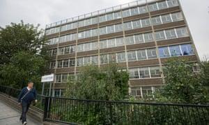 Michaela community school in Wembley Park, north-west London