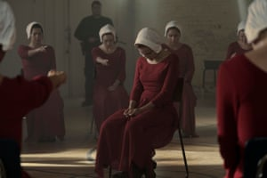 The body horror of The Handmaid's Tale is everywhere.