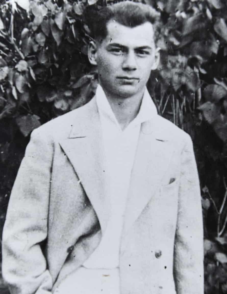Tiko Tuskadze's paternal grandfather, Vano