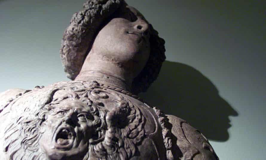 Bust of Giuliano de Medici by Andrea del Verrocchio