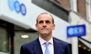 "TSB chief executive Paul Pester who has said customers will not have to pay overdraft charges in April, following problems with its internet banking service. PRESS ASSOCIATION Photo. Issue date: Thursday April 26, 2018. Mr Pester told BBC Radio 4's Today programme: ""Many customers may have used their overdraft in April more than they were expected to. See PA story CONSUMER TSB. Photo credit should read: Nick Ansell/PA Wire"