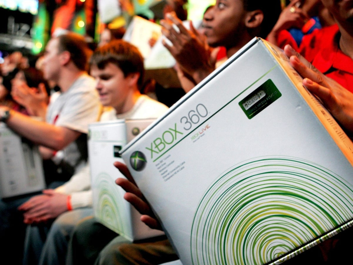 Xbox 360 Rules Roblox Xbox 360 At 10 What Are Your Memories Of Microsoft S Wonder Console Games The Guardian