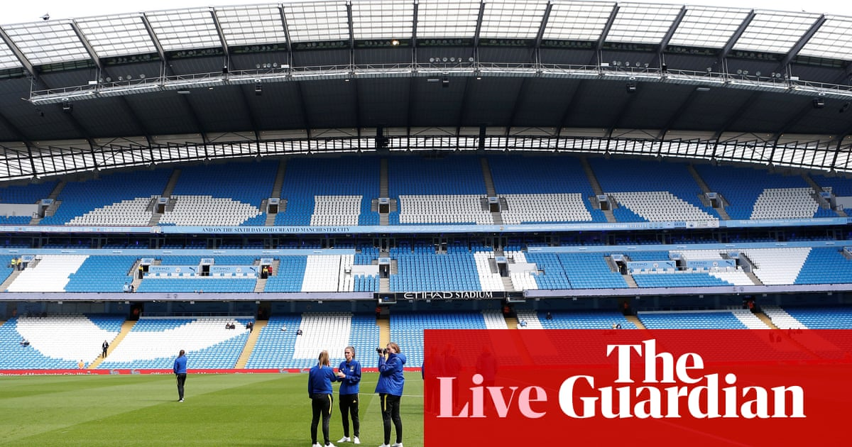 Manchester City v Manchester United: Womens Super League opener – live!
