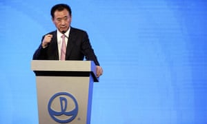 Wang Jianlin: 'If you want to profit from what is destined to become the [world's] largest film market, you will have to understand the Chinese audience.'