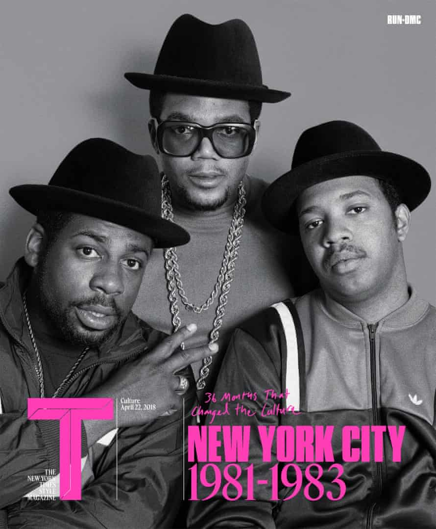 Cover stars: the recent issue of T magazine