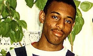The Metropolitan police handout photo of Stephen Lawrence, murdered on 22 April 1993.