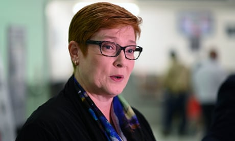 Australia politics live: Marise Payne visits Afghanistan; federal court hears challenge to India travel ban