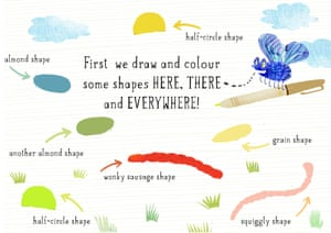 3 how to draw bugs