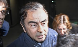 Former Nissan President Carlos Ghosn is currently arrested in Japan.
