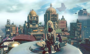 Kat in Gravity Rush 2,  an upcoming action-adventure video game