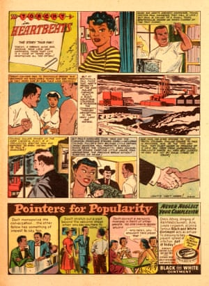 Jackie Ormes Torchy in Heartbeats 1954 Pittsburgh Courier Facsimile Jackie Ormes was the first African-American woman to create a syndicated comic strip. She wrote and illustrated Torchy in Heartbeats for the Pittsburgh Courier's Sunday comics supplement.