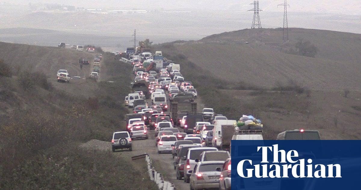Nagorno-Karabakh: Armenia PM signs 'painful' deal to end war with Azerbaijan – The Guardian