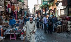 Everyday life in Cairo