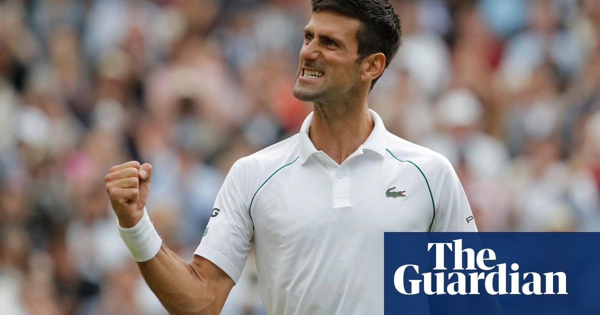 Novak Djokovic relentless in straight-sets win over Denis Shapovalov