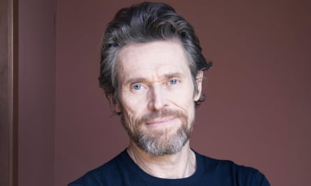 Willem Dafoe … 'I had a good time with Nic on Wild at Heart'.