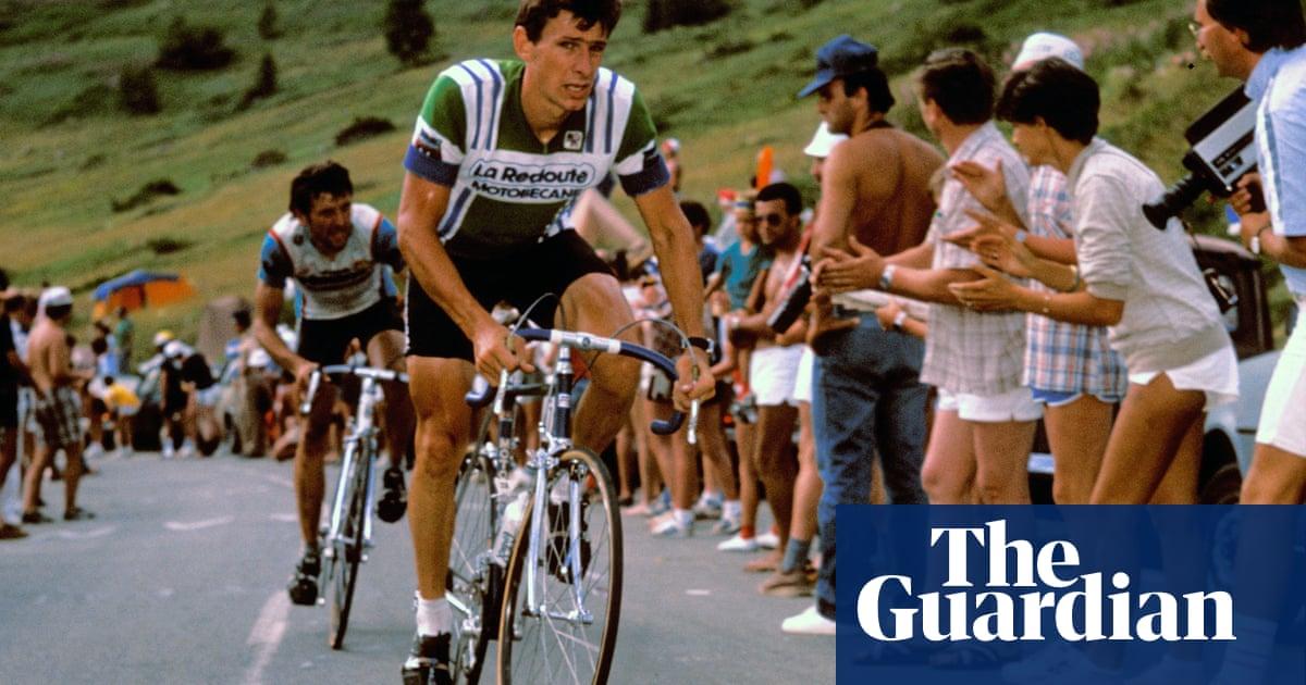 1a171e772 Paul Sherwen obituary. Cyclist ...