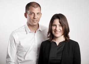 Ruth and Itay Pollakine Baruchi, co-founders, MyndYou.