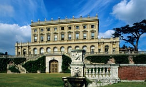 Cliveden Hall in Maidenhead, Berkshire, made famous by Downtown Abbey. The focus, though, is not just on the building but who served there.