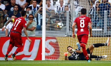 European roundup: Juventus beat Cagliari despite intervention from VAR