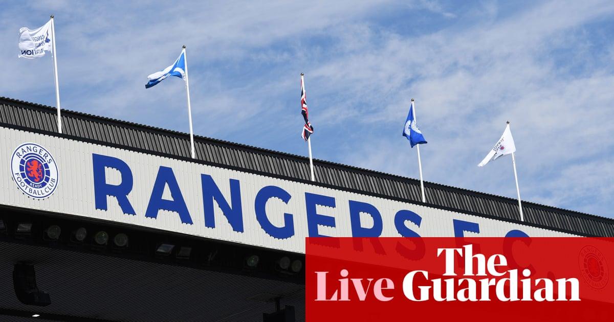 Rangers v Celtic: Scottish Premier League – live!