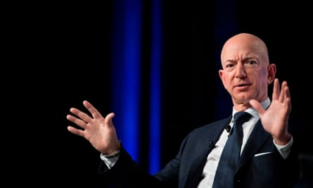 Jeff Bezos revealed correspondence in which AMI had threatened to release 'd*ck picks' unless he immediately called off an investigation into the source of the initial leak.