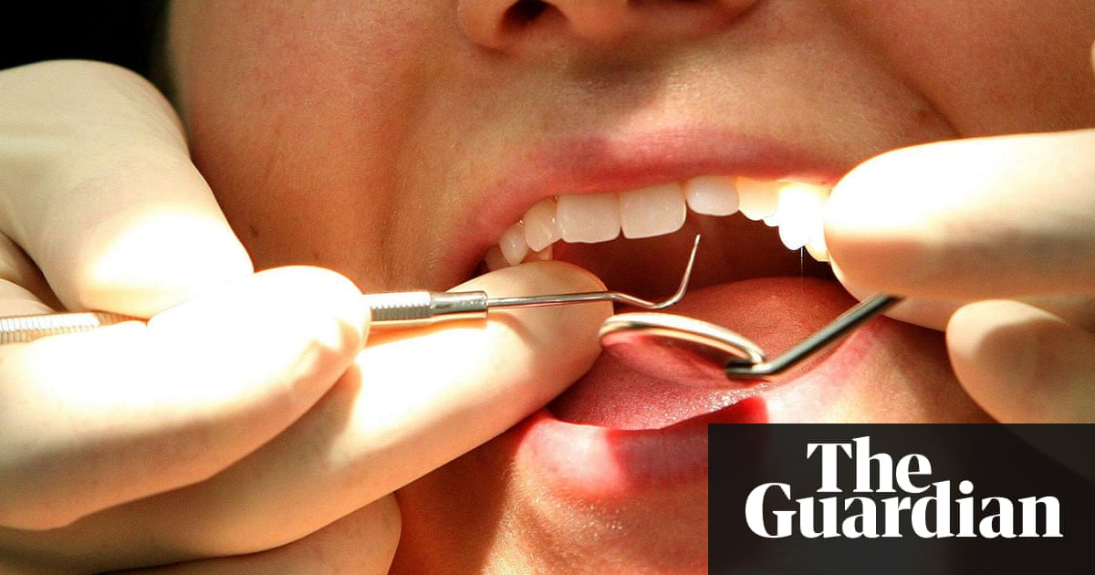 Decline of the dentists drill drug helps rotten teeth regenerate drug helps rotten teeth regenerate trial shows science the guardian solutioingenieria Image collections