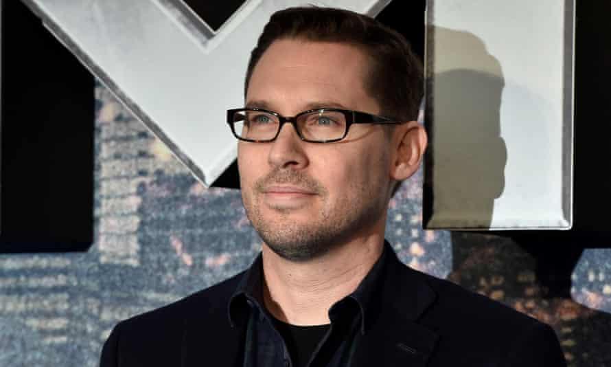 Film director Bryan Singer.