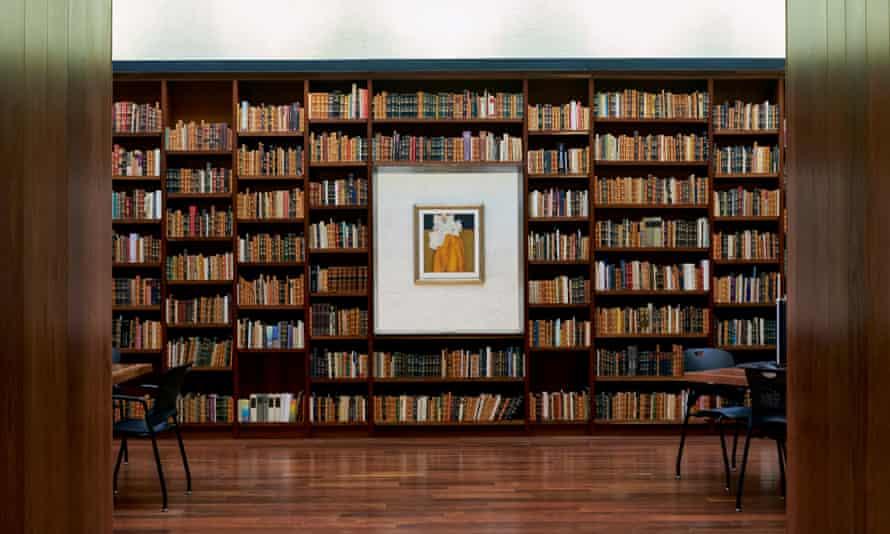 Library, Mexico City