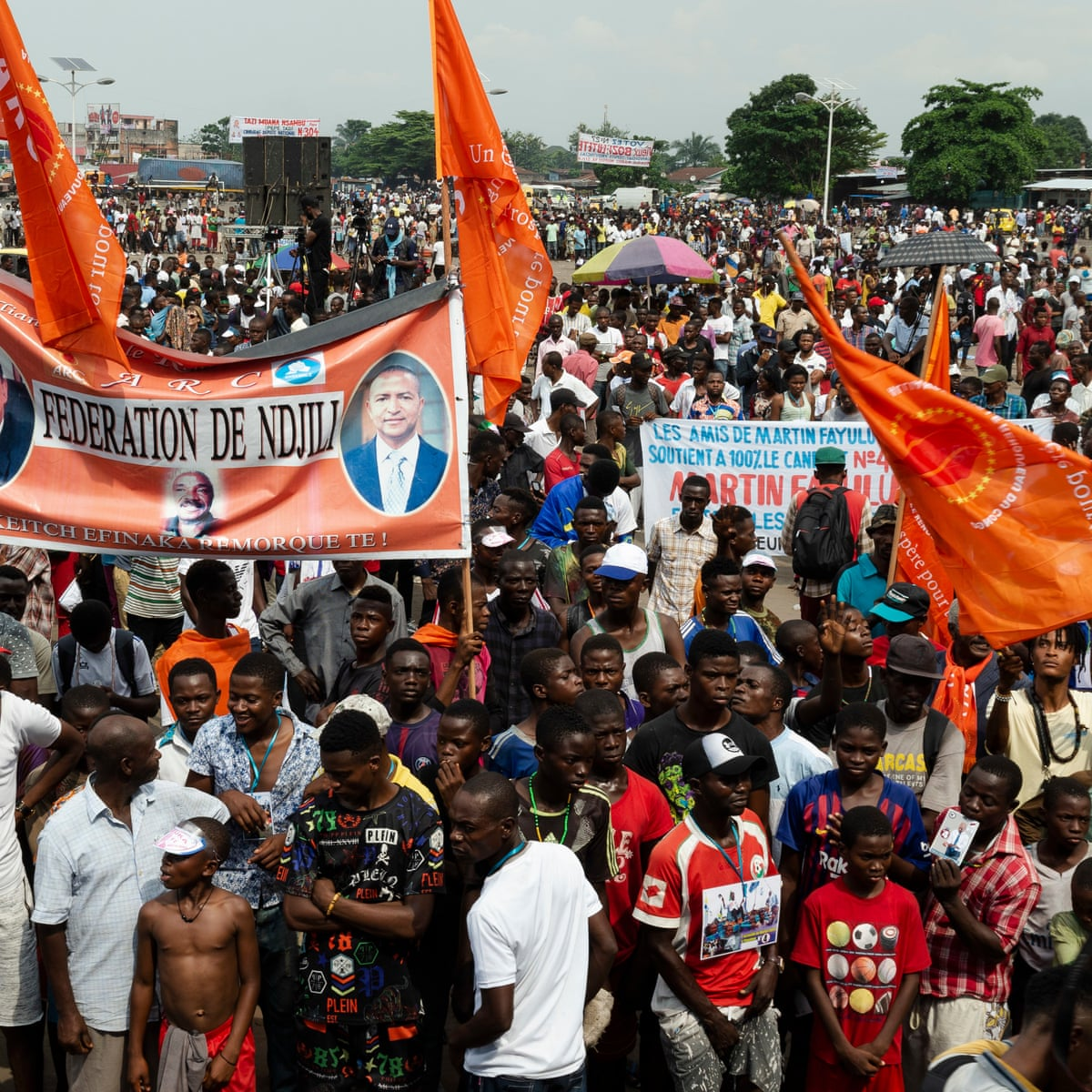 Dr Congo Presidential Election Postponed For A Week Democratic Republic Of The Congo The Guardian