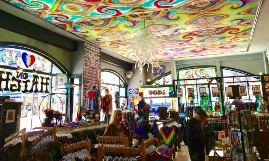 Love on Haight only plays Grateful Dead music