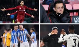 Premier League 10 talking points