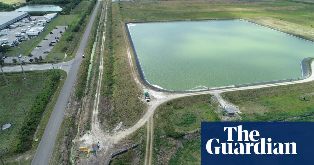 Potential second leak identified in central Florida wastewater reservoir