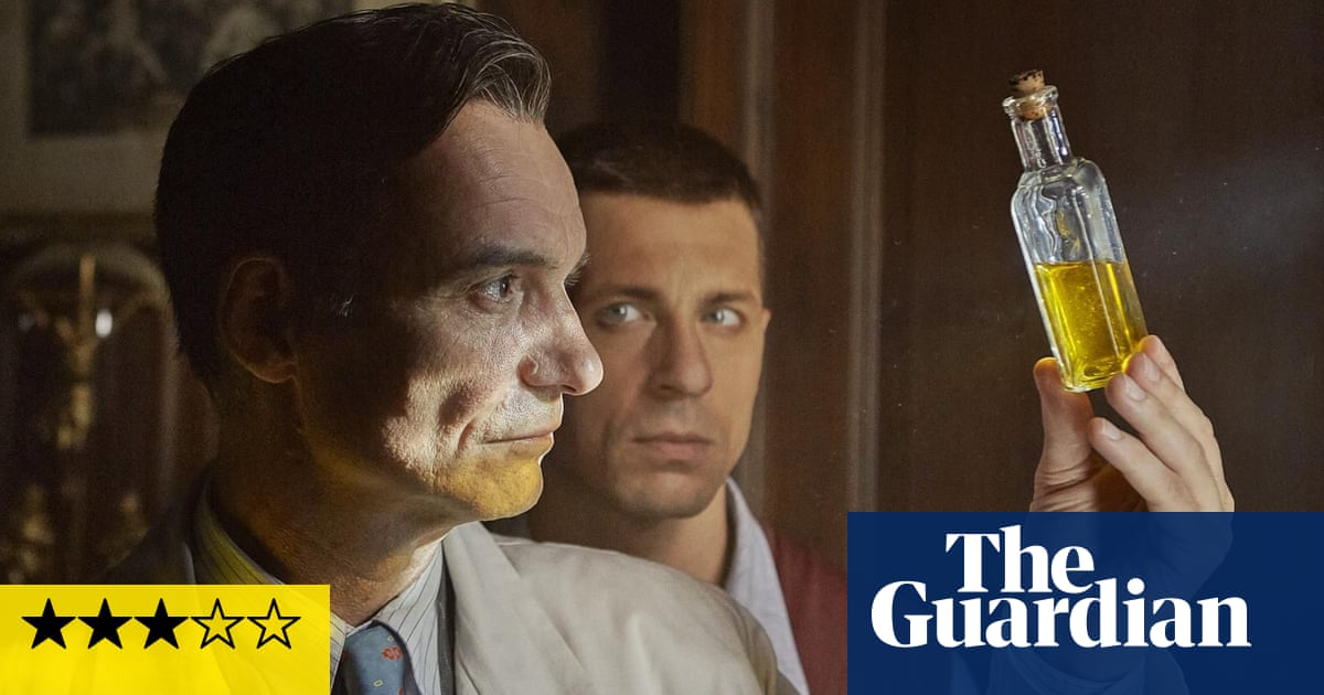 Charlatan review –a fascinating, frustrating tale of bottled-up emotion