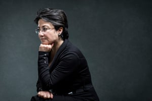 Zoabi, 47, was the first Israeli-Palestinian woman to be elected to parliament on an Arab party's list in 2009.