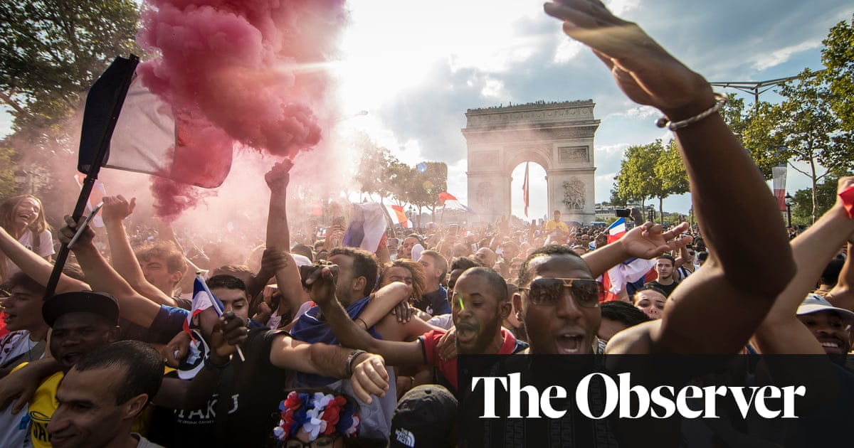 It's not just football – it's a barometer of diversity. Bring on the Euros…