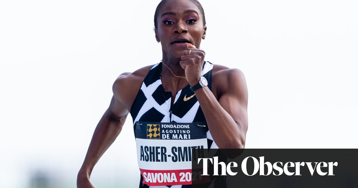 Asher-Smith warns Diamond League rivals she is 'much, much stronger'