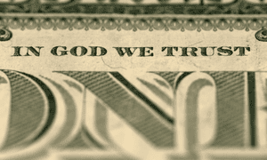 In Alabama, Arizona, Florida, Louisiana and Tennessee so-called 'In God We Trust' bills have become law since 2017.