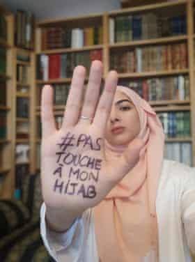 Hiba Latreche: 'Instead of our legislators protecting us, they are actually legalizing Islamophobia.'